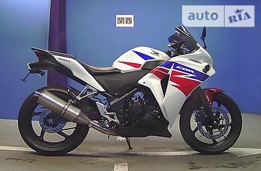 Honda CBR 250R 2016