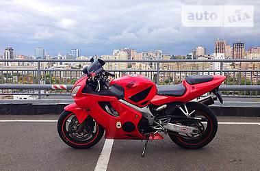 Honda CBR CBR f4i Sport 2002