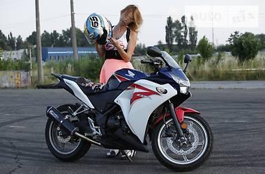 Honda CBR rr 2012