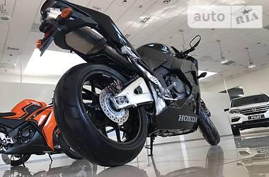 Honda CBR 600RA 2016