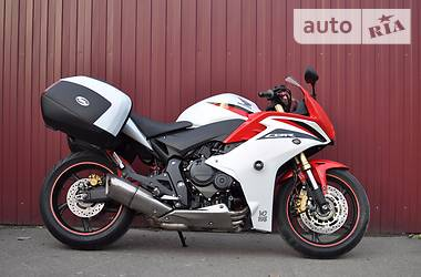 Honda CBR 600 F ABS 2011