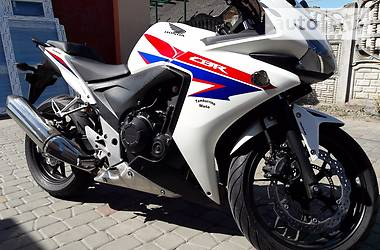 Honda CBR 500 2013