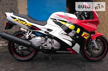 Honda CBR F3 1998