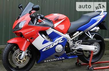 Honda CBR F4i 2002