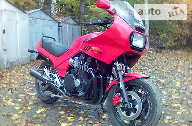 Honda CBX cbx750 1986