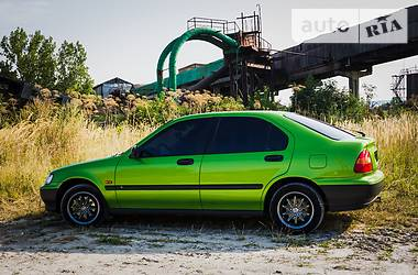 Honda Civic Fastback 1996