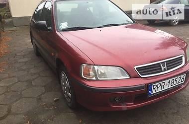 Honda Civic 1.4i+lpg 1998