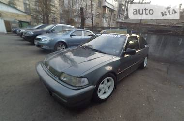 Honda Civic ed 1987