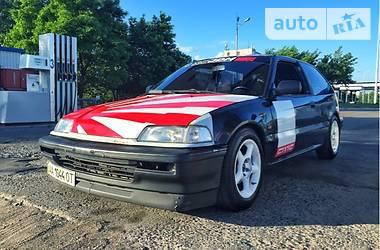 Honda Civic ed6 1991