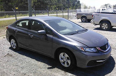 Honda Civic 1.8 2015