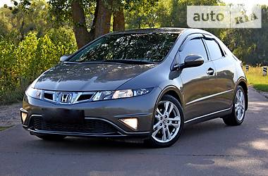 Honda Civic Restyling 2009