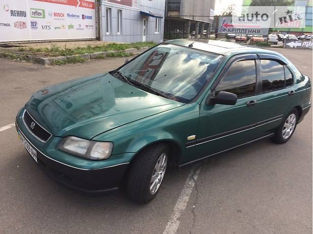 Honda Civic 1996 года