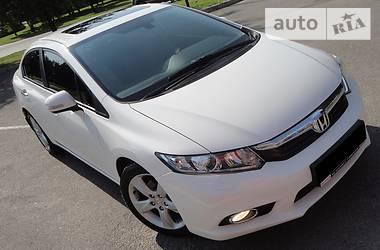 Honda Civic 1.8i 4D Maximal 2012