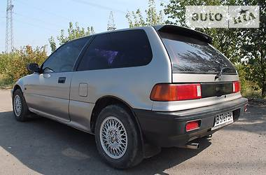 Honda Civic ec8 1989