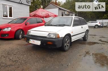 Honda Civic  1989