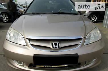 Honda Civic 1.6 16V 2004