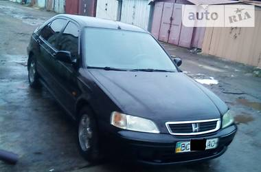 Honda Civic 1,4 2000