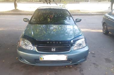 Honda Civic LX 2000