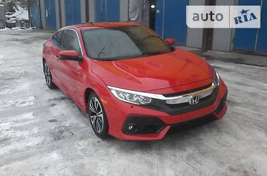 Honda Civic EXL 2016