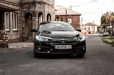 Honda Civic EXL Turbo  2018