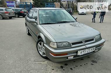 Honda Concerto d16a9 1991