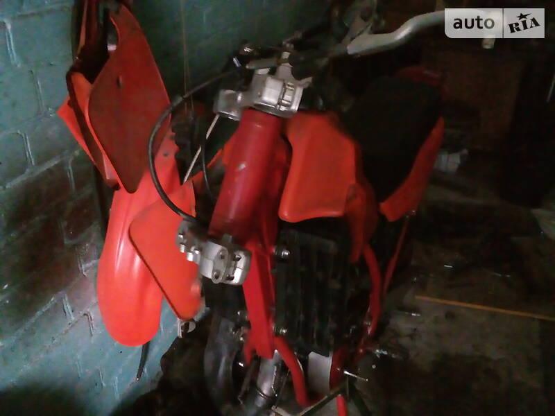 Honda CR 125R