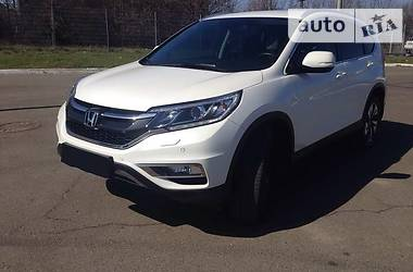 Honda CR-V Full 2016