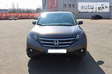 Honda CR-V EX 4WD 5-Speed AT 2014
