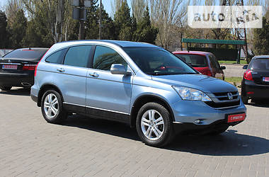 Honda CR-V 2.4TOP 2010