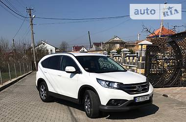 Honda CR-V automatik 2014
