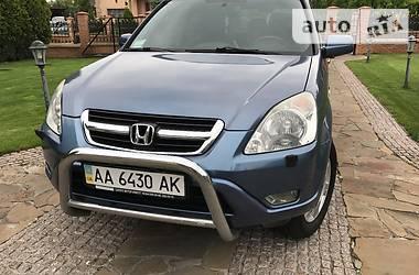 Honda CR-V 2.0i 2004