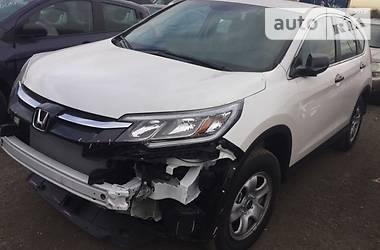Honda CR-V 2.4 AWD 2016