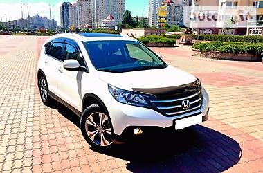 Honda CR-V WHITE PEARL 2014