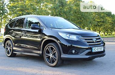 Honda CR-V PREMIUM+NAVI 2014