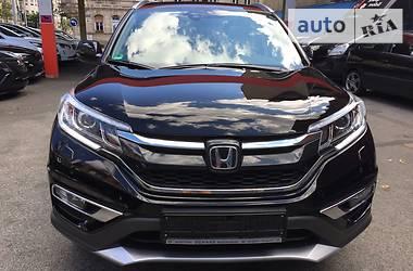 Honda CR-V 1.6i DTEC Executive 2016