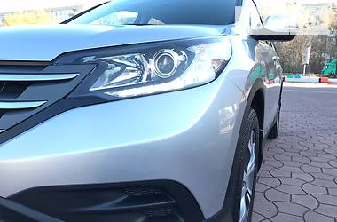 Honda CR-V 2.4i 2013