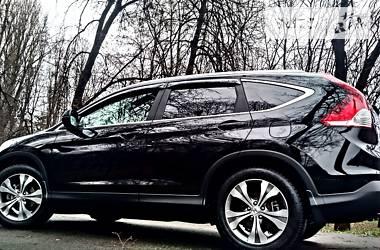 Honda CR-V  2.4 AT Executive 2014
