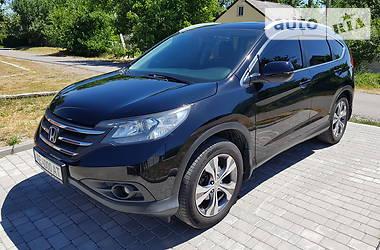 Honda CR-V Europa   MAXIMAL 2013