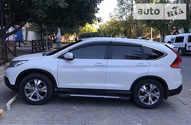 Honda CR-V OFFICIAL 2013