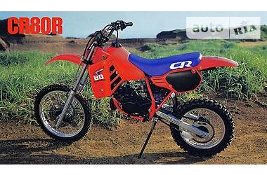 Honda CR СR80R 1985