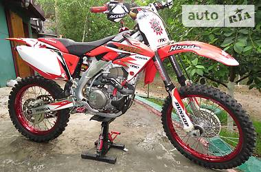 Honda CRF CRF450R 2006