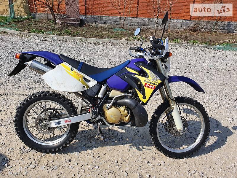 Honda CRM 250AR