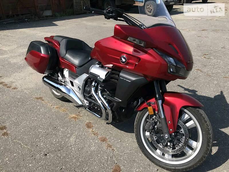 Honda CTX 1300 Deluxe