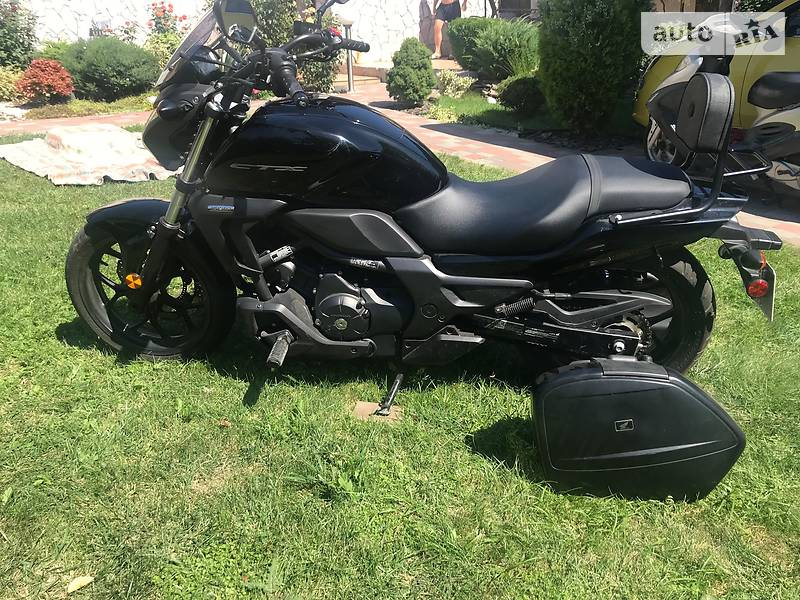 Honda CTX