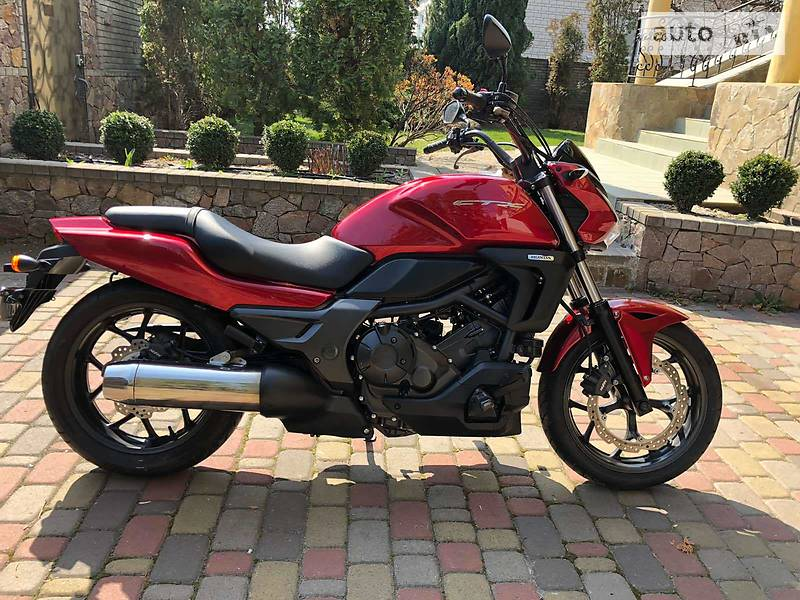 Мотоцикл Классик Honda CTX