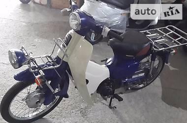 Honda Cub FI 2010