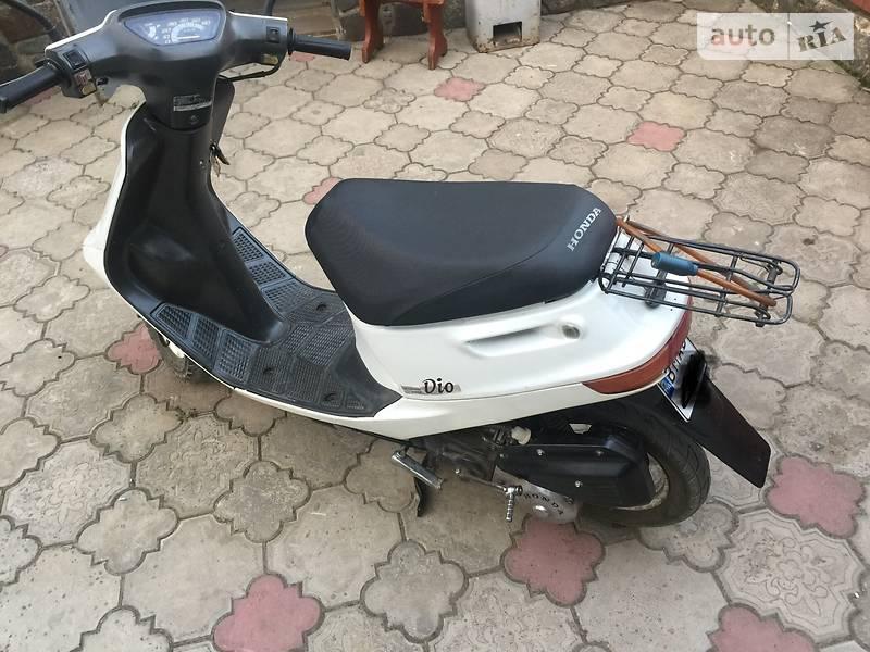 Honda Dio AF18/25