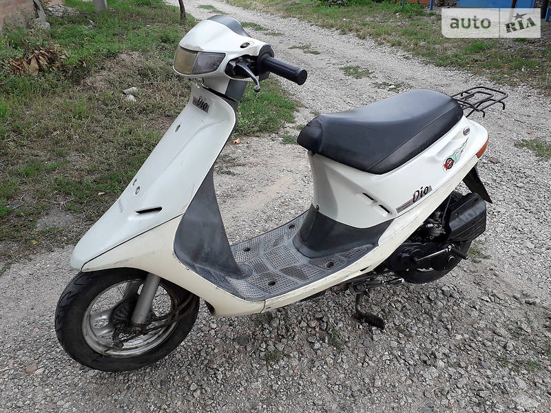 Honda Dio AF18