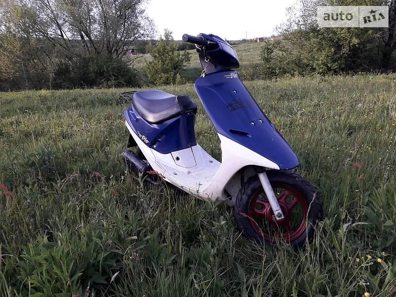 Мотоцикл Классик Honda Dio AF18