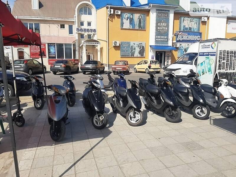 Мотоцикл Классик Honda Dio AF34/35